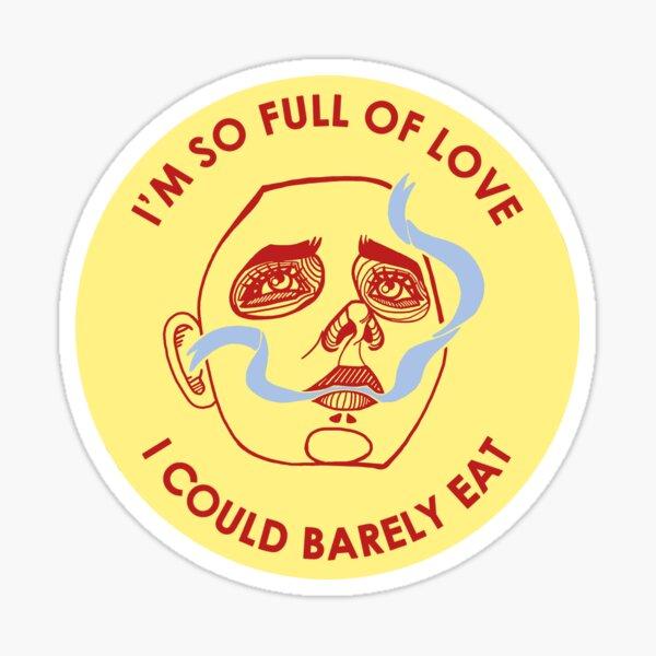 hozier - work song Sticker