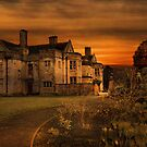Haworth Hall  Accrington by Irene  Burdell