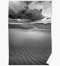 Sand Dunes of Mui Ne Poster
