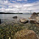Tacoma Narrows by Aaron  Cromer