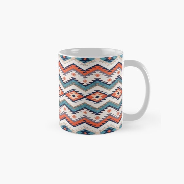 Traditional Moroccan Oriental Farmhouse Style. Classic Mug