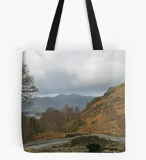 Ashness Bridge Borrowdale (Lake District National Park) Tote Bag