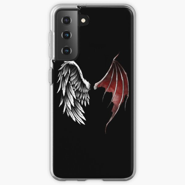 Lucifer wings Samsung Galaxy Soft Case