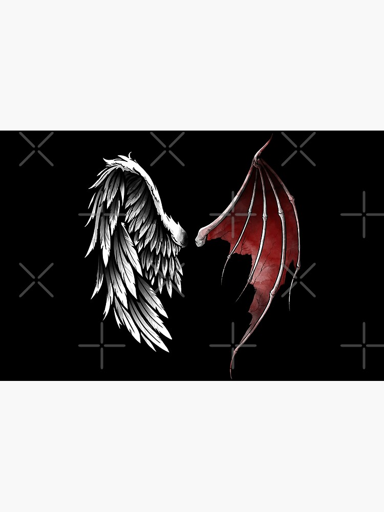 Lucifer wings by NemiMakeit