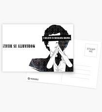 Sherlock: I believe in SH Postcards