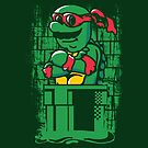 Turtle Power by miller836