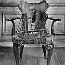 The Queens New Chair. by Andy Nawroski