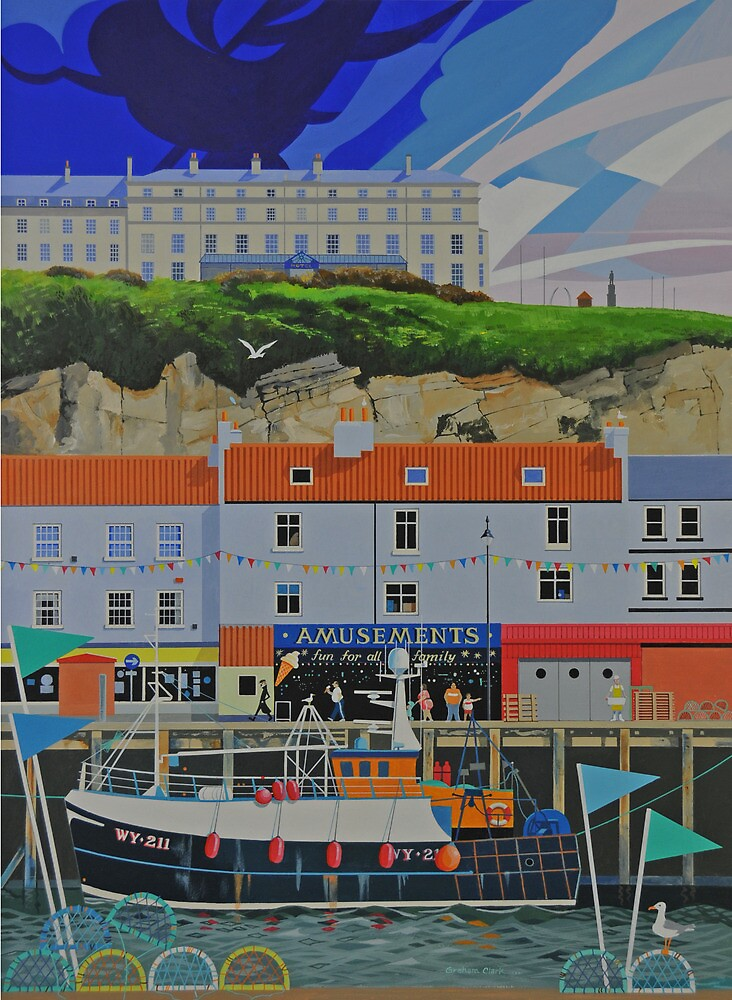Aspects of Whitby by Graham Clark