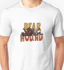 Bear and hound Unisex T-Shirt
