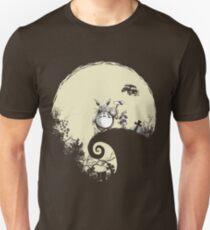 Neighbour Before Christmas - Totoro Unisex T-Shirt