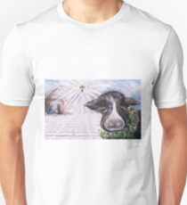 Christmas Cow - Oh to Have Been There... T-Shirt