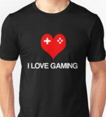 I Love Gaming T-Shirt