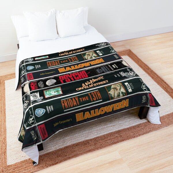 Classic Horror Movies Comforter