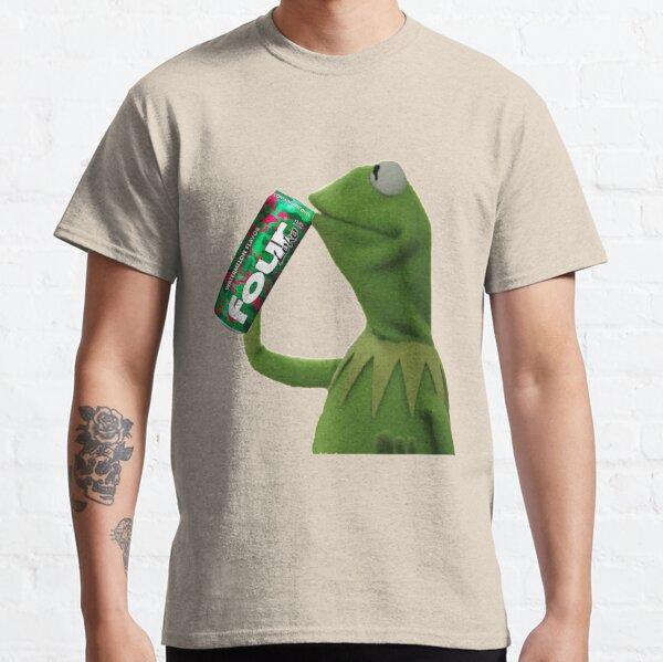 Kermit sirote quatre Loko T-shirt classique