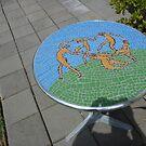 tabletop dancers by Hans de Lange