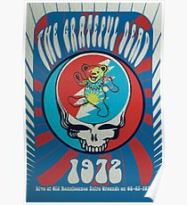 The Grateful Dead psychedelic poster Poster