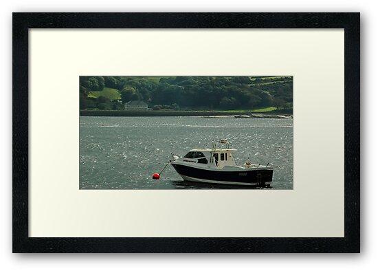 An Irish Bay by Phoebe Kerin