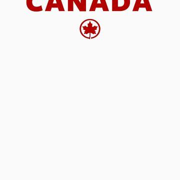 Canada Shirt by daeryk