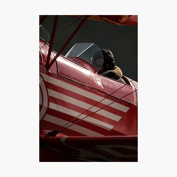 AVIATOR Photographic Print