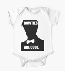 Bowties One Piece - Short Sleeve