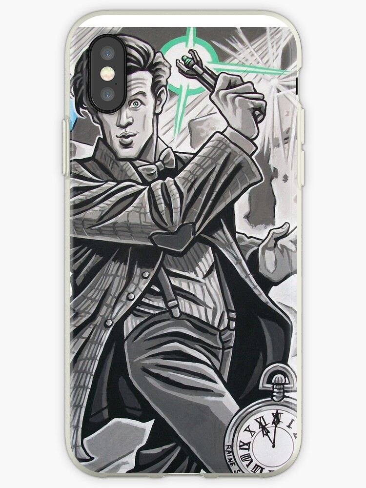 The Eleventh Doctor by Raine  Szramski