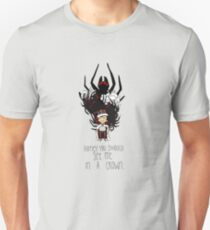 Moriarty: You should see me in a crown Unisex T-Shirt