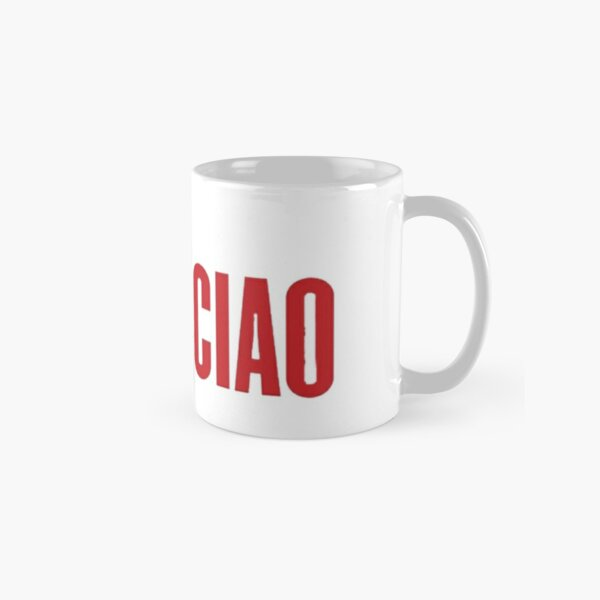 Money heist Bella Ciao Classic Mug
