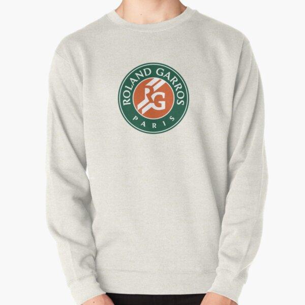 Roland Garros Logo Pullover Sweatshirt