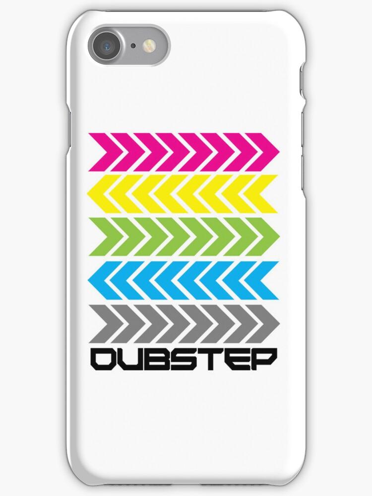 Dubstep arrows (light) by DropBass