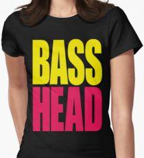 Bass Head (yellow/magenta)  T-Shirt