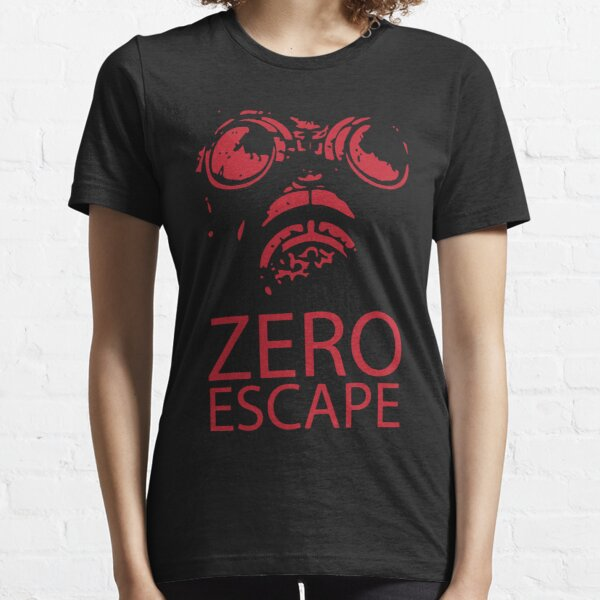 Zero Escape Essential T-Shirt