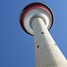 Calgary Tower by Ryan Davison Crisp