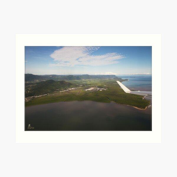 Cairns Airport Art Print