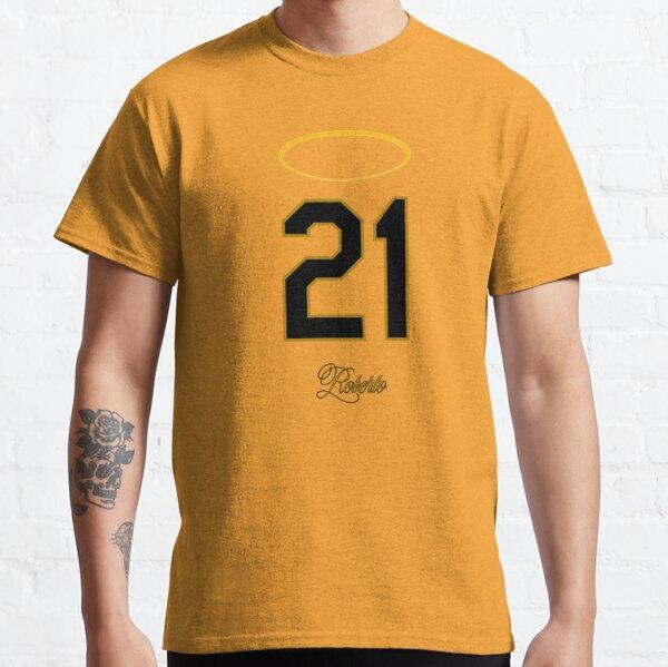 Roberto Clemente - 21 Classic T-Shirt