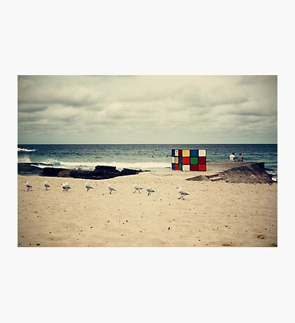 A Moment at Maroubra Photographic Print