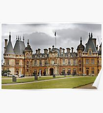 Waddesdon Manor 10 Poster
