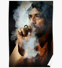 Flying in life Smoked Poster