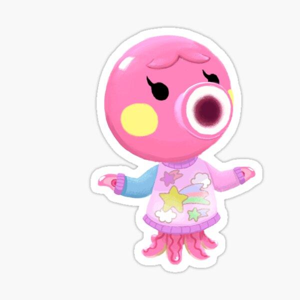 Animal Crossing Marina Sticker