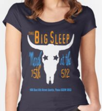 Big Sleep Women's Fitted Scoop T-Shirt