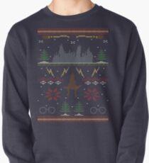 Hässlicher Potter-Weihnachtsstrickjacke Sweatshirt
