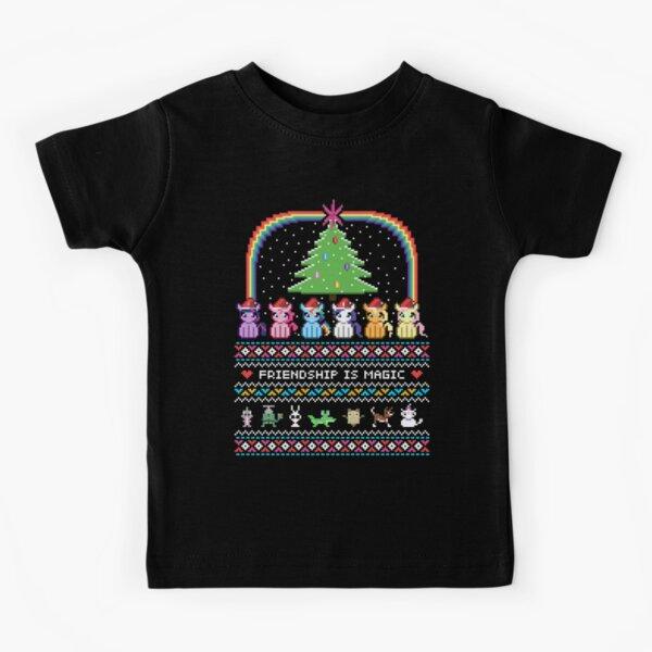 Happy Hearth's Warming Sweater Kids T-Shirt