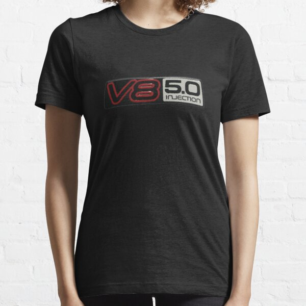 V8 5.0 injection VN VP Commodore Essential T-Shirt