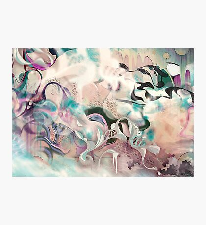 Fluidity Photographic Print