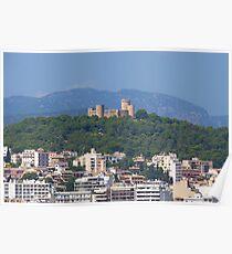 Bellver Castle Poster