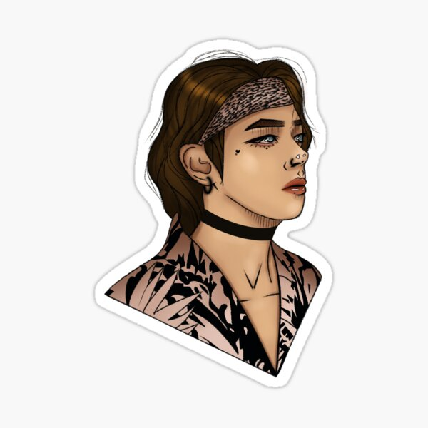 grammys 2020 taehyung ver 2 sticker by aphorditae redbubble grammys 2020 taehyung ver 2 sticker by aphorditae redbubble