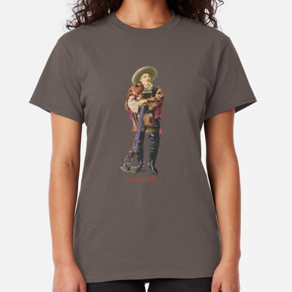Karl May in Old Shatterhand Costume 1896 by tasmanianartist for Karl May Friends Classic T-Shirt