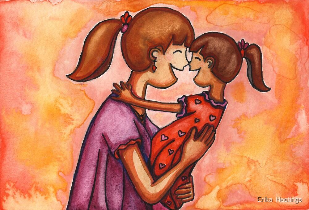 Mama Hugs by Erika  Hastings