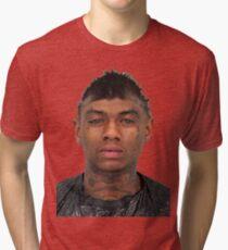 kill me thru the phone Tri-blend T-Shirt