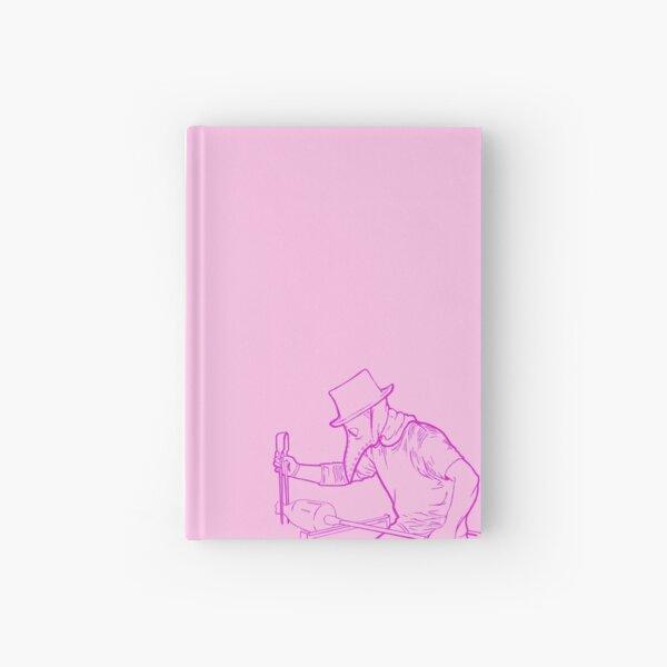 Plague Gaffer - Pink Hardcover Journal