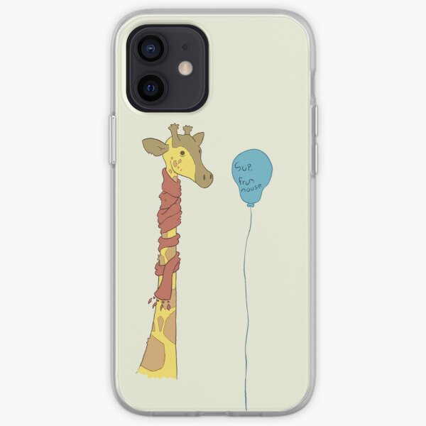 Say hello from my little friend iPhone Soft Case